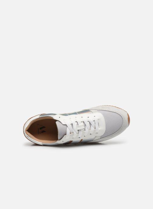 Sneakers Vanessa Wu BK2077 Zilver links