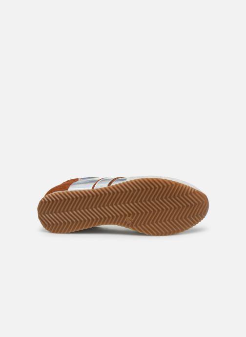 Sneakers Vanessa Wu BK2077 Zilver boven