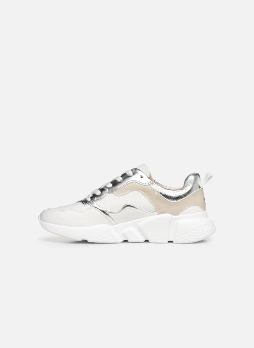 Sneakers Vanessa Wu BK2074 Bianco immagine frontale