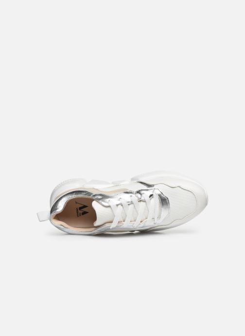 Sneakers Vanessa Wu BK2074 Bianco immagine sinistra