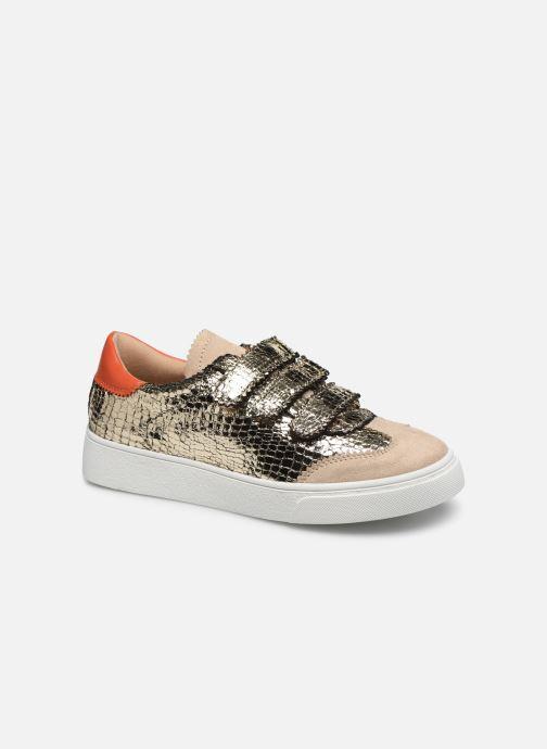 Sneakers Vanessa Wu BK2064 Oro e bronzo vedi dettaglio/paio