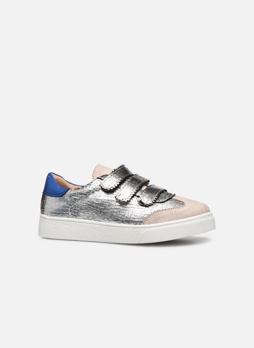 Sneakers Vanessa Wu BK2064 Zilver achterkant