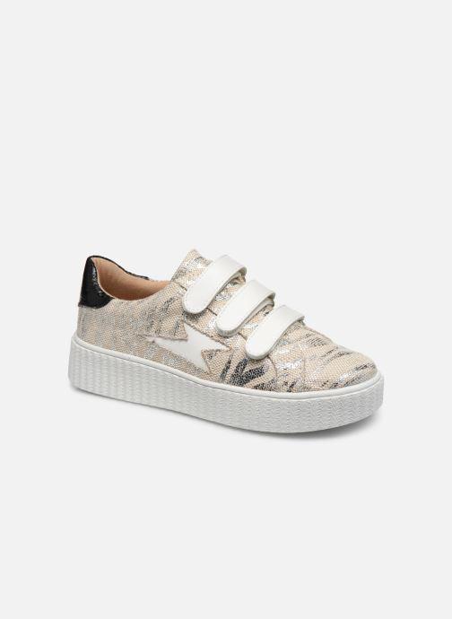 Sneakers Vanessa Wu BK2065 Beige vedi dettaglio/paio