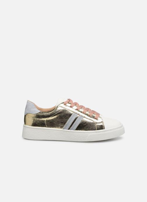 Sneakers Vanessa Wu BK2066 Oro e bronzo immagine posteriore
