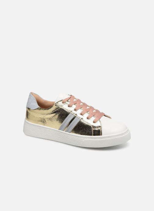 Sneakers Vanessa Wu BK2066 Oro e bronzo vedi dettaglio/paio