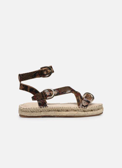 Scarpe di corda Vanessa Wu SD2089 Marrone immagine posteriore