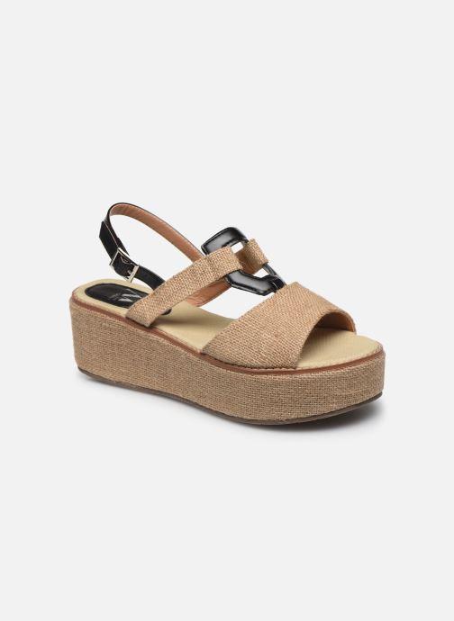 Sandali e scarpe aperte Vanessa Wu SD2098 Beige vedi dettaglio/paio