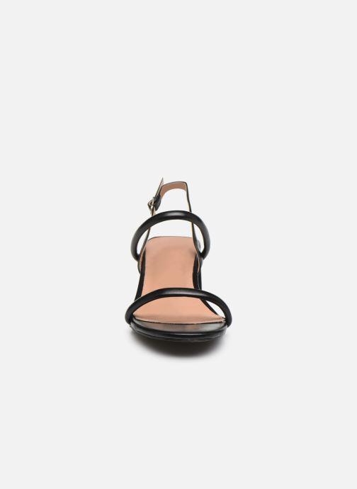 Sandals Vanessa Wu SD2102 Black model view