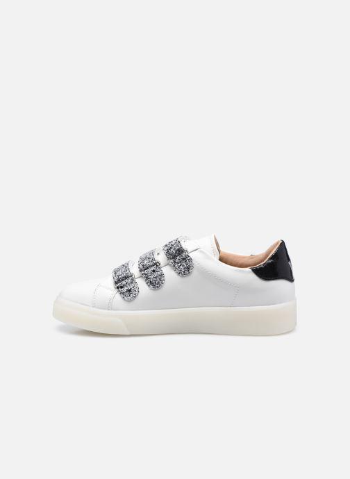 Sneakers Vanessa Wu BK2133-1 Bianco immagine frontale