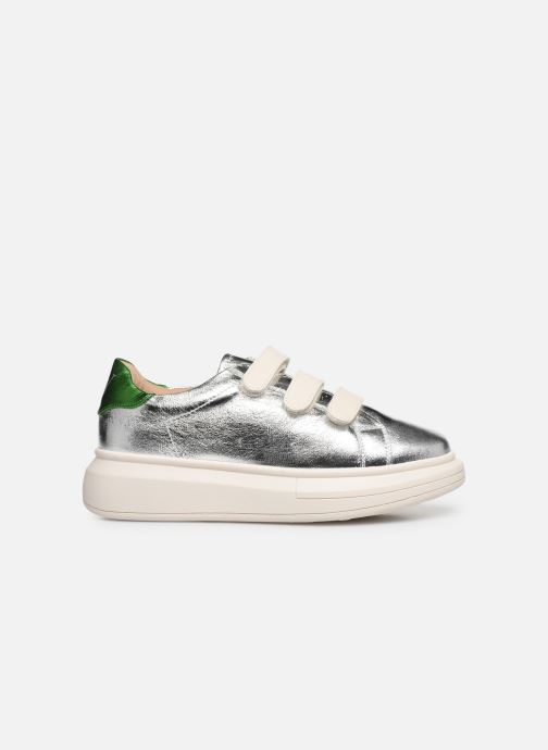 Trainers Vanessa Wu BK2113 Silver back view