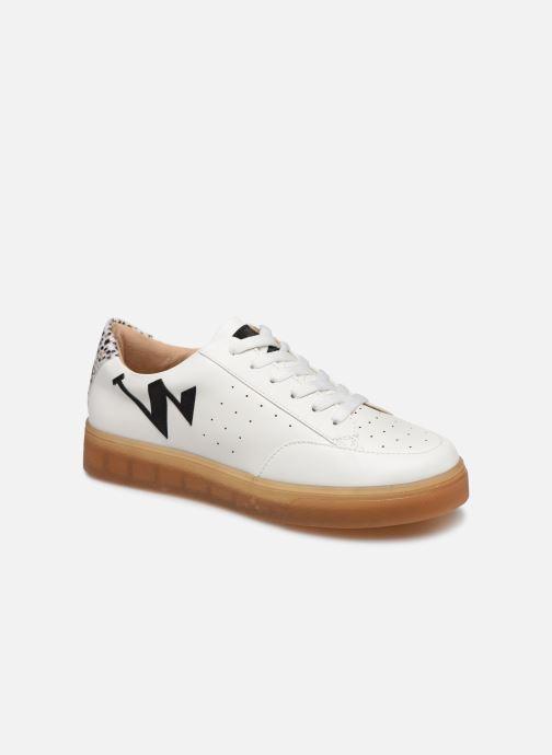 Sneakers Vanessa Wu BK2070 Bianco vedi dettaglio/paio