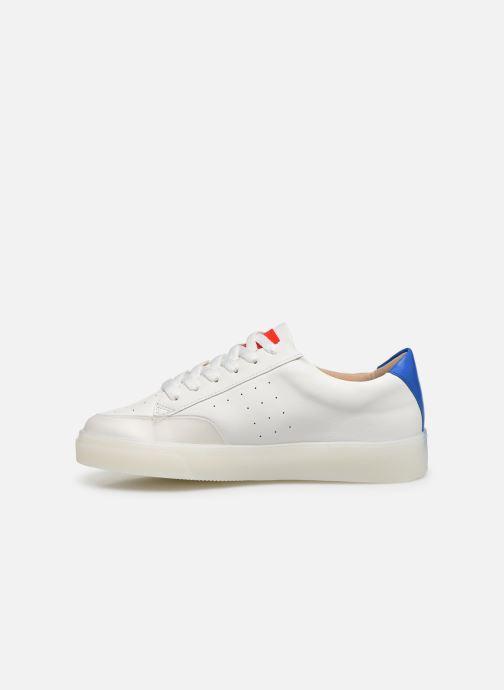 Sneakers Vanessa Wu BK2070 Wit voorkant