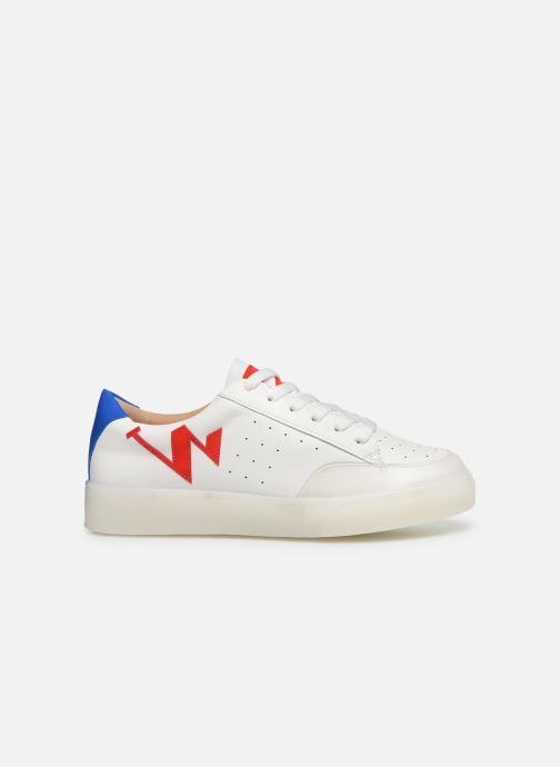 Sneakers Vanessa Wu BK2070 Wit achterkant