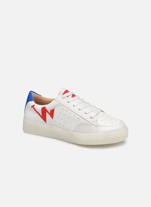 Sneakers Vanessa Wu BK2070 Wit detail