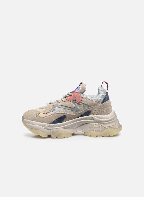 Sneakers Vanessa Wu BK2099 Beige immagine frontale