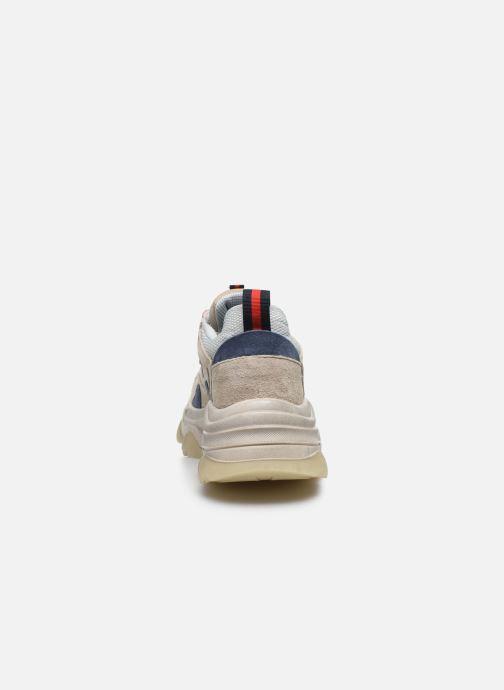 Sneakers Vanessa Wu BK2099 Beige immagine destra