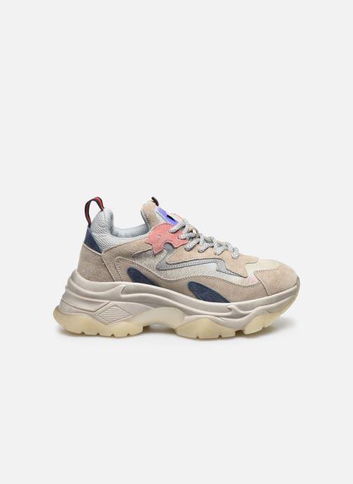 Sneakers Vanessa Wu BK2099 Beige immagine posteriore