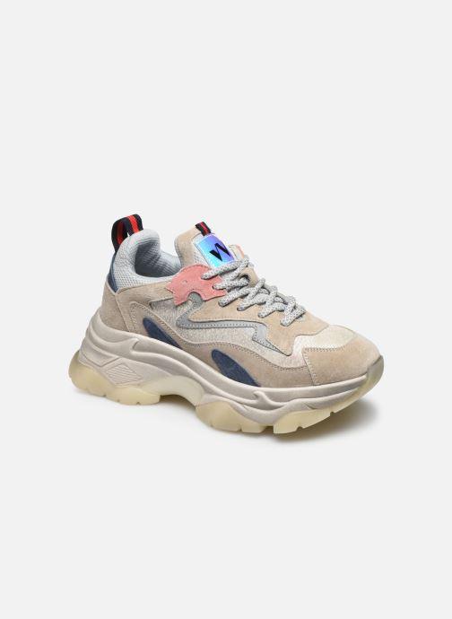 Sneakers Vanessa Wu BK2099 Beige vedi dettaglio/paio
