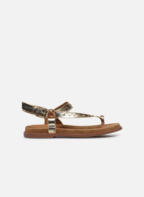 Sandali e scarpe aperte Vanessa Wu SD2139 Oro e bronzo immagine posteriore