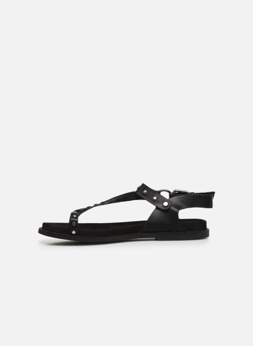 Sandali e scarpe aperte Vanessa Wu SD2139 Nero immagine frontale