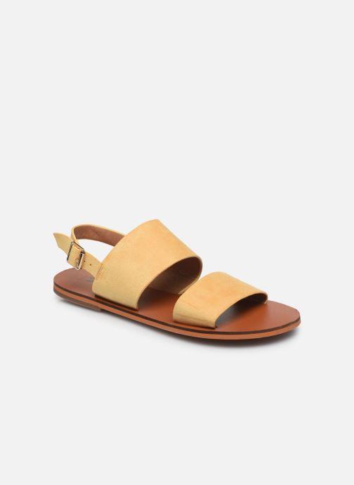 Sandali e scarpe aperte Vanessa Wu SD2127 Giallo vedi dettaglio/paio