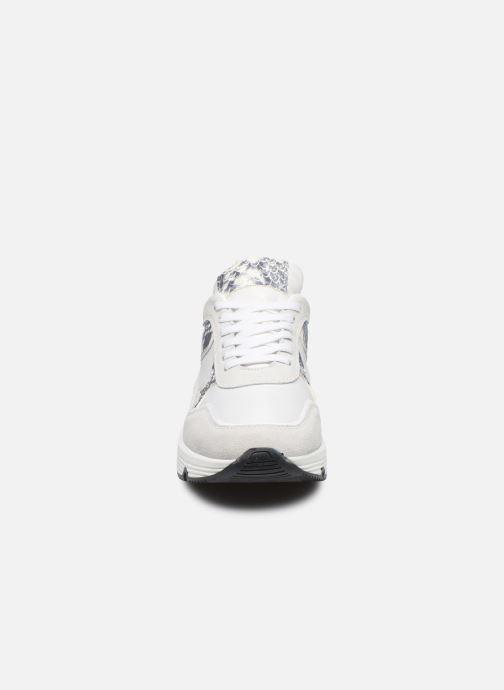 Sneaker Sweet Lemon L.61.ANOUK weiß schuhe getragen
