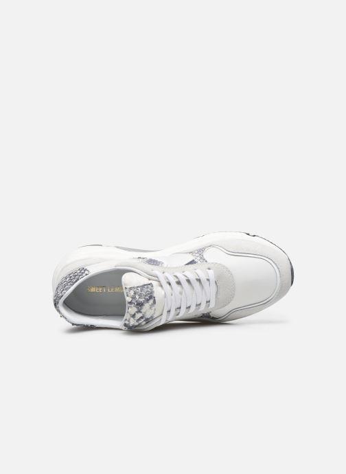 Sneaker Sweet Lemon L.61.ANOUK weiß ansicht von links
