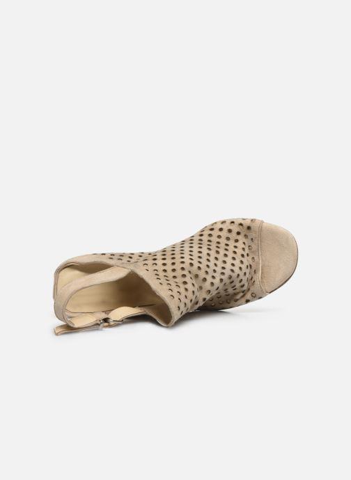 Sandales et nu-pieds Sweet Lemon L.23.ROANE Beige vue gauche