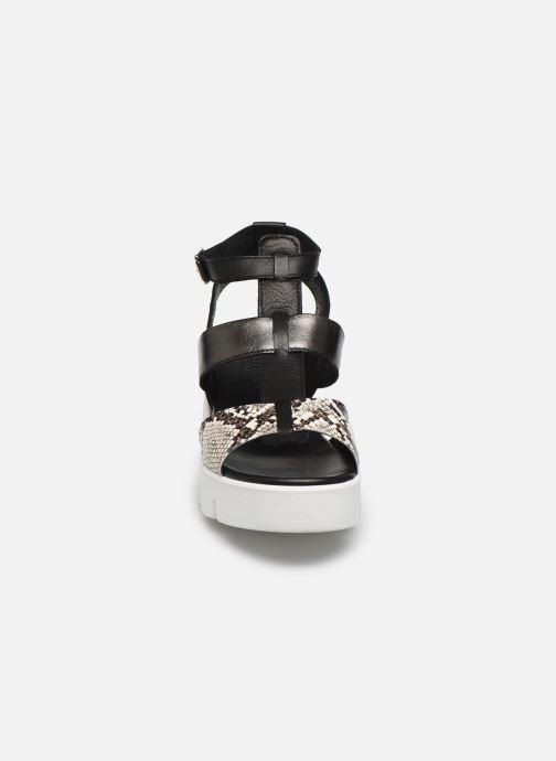 Sandales et nu-pieds Sweet Lemon L.16.SCOOPA Noir vue portées chaussures