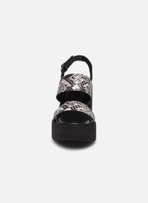 Sandales et nu-pieds Sweet Lemon L.41.LAZAROU Noir vue portées chaussures