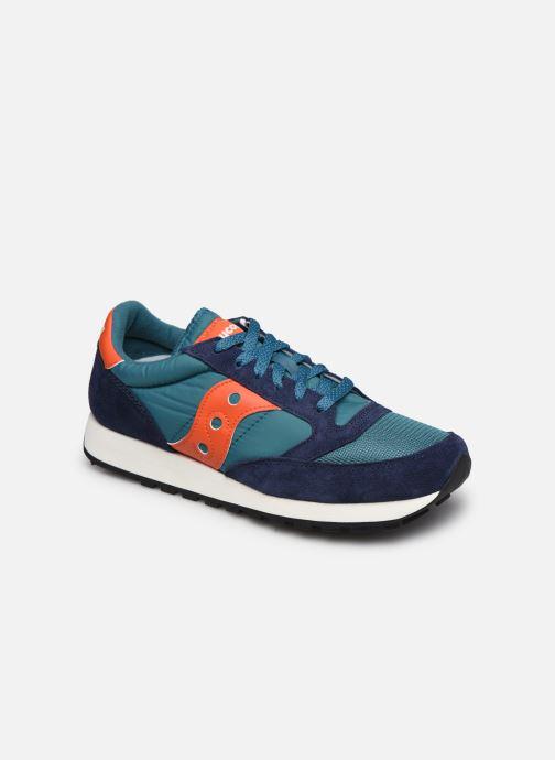 Sneaker Saucony Jazz Vintage blau detaillierte ansicht/modell