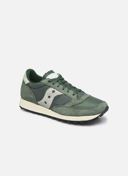 Sneakers Saucony Jazz Vintage Verde vedi dettaglio/paio