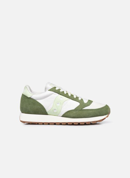Sneakers Saucony Jazz Vintage Verde immagine posteriore