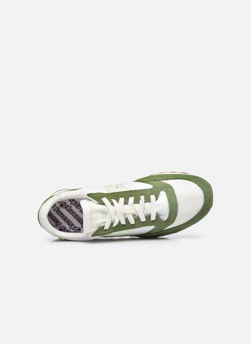 Sneakers Saucony Jazz Vintage Verde immagine sinistra