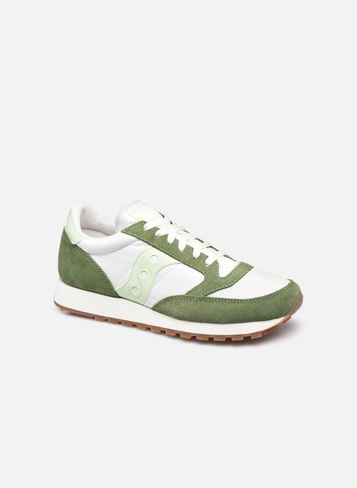 Sneaker Saucony Jazz Vintage grün detaillierte ansicht/modell