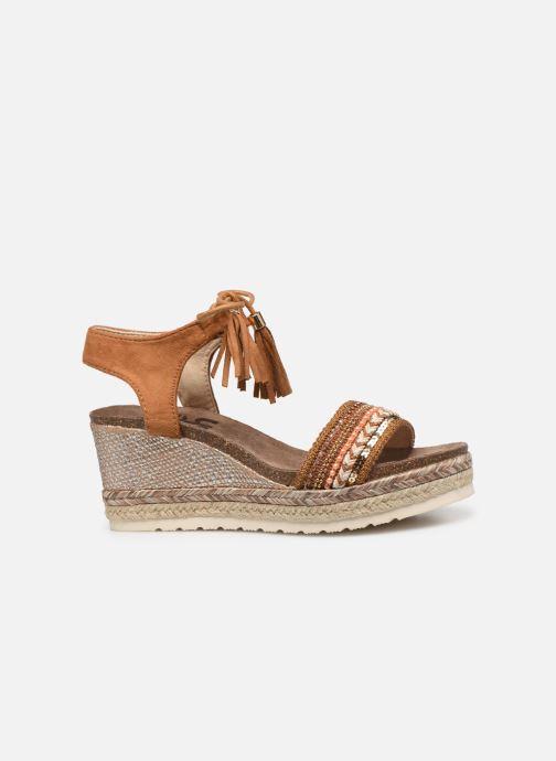 Sandales et nu-pieds Refresh 64086 Marron vue derrière