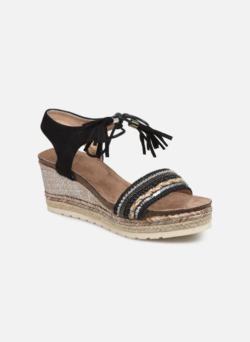 Sandales et nu-pieds Refresh 64086 Noir vue détail/paire