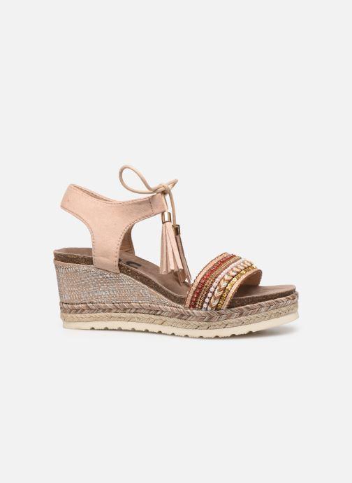 Sandales et nu-pieds Refresh 64086 Beige vue derrière