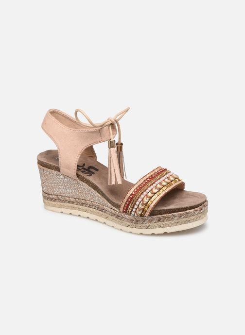 Sandales et nu-pieds Refresh 64086 Beige vue détail/paire