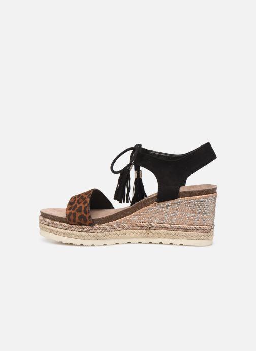 Sandales et nu-pieds Refresh 69698 Marron vue face