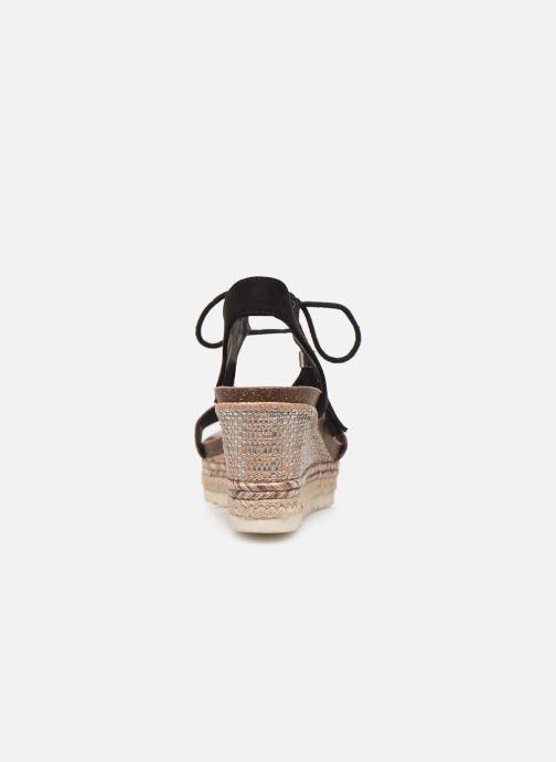 Sandales et nu-pieds Refresh 69698 Marron vue droite