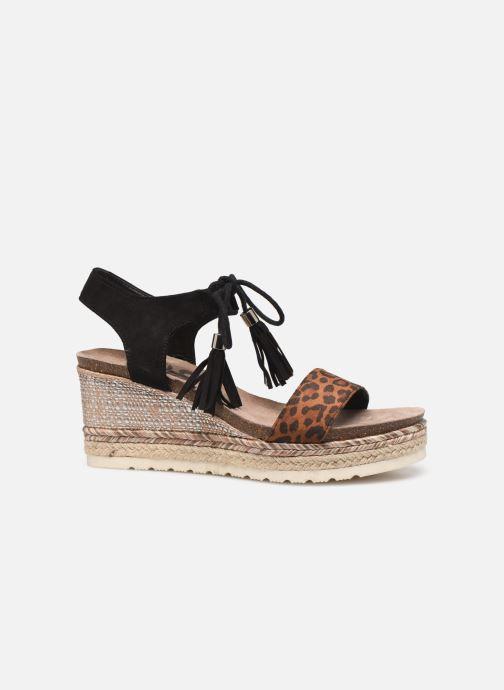 Sandales et nu-pieds Refresh 69698 Marron vue derrière