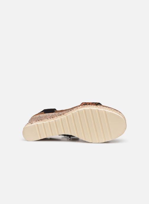 Sandales et nu-pieds Refresh 69698 Marron vue haut