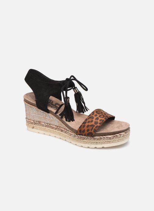 Sandales et nu-pieds Refresh 69698 Marron vue détail/paire