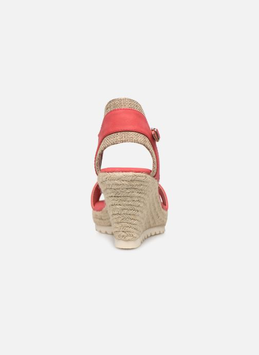 Espadrilles Refresh 69717 Red view from the right