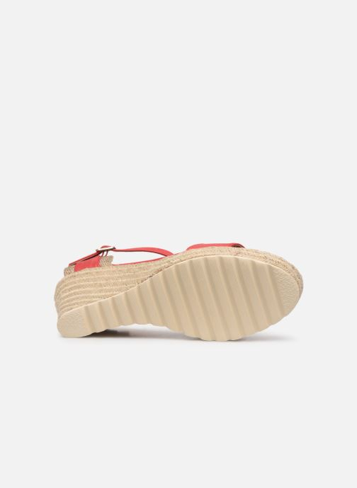 Espadrilles Refresh 69717 Red view from above