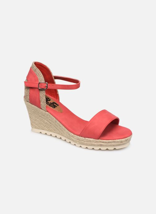 Espadrilles Refresh 69717 Red detailed view/ Pair view