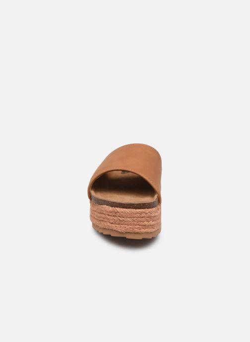 Espadrilles Refresh 69727 Marron vue portées chaussures