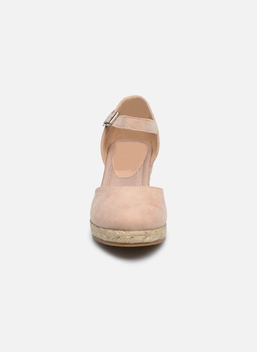 Espadrilles Refresh 69730 Beige vue portées chaussures