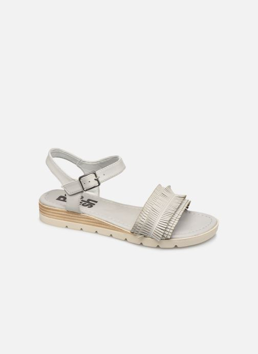 Sandales et nu-pieds Refresh 69748 Blanc vue détail/paire